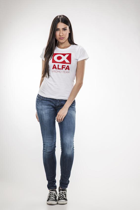 Marija G - Hostese, promoterke, modeli Alfa Promo Team