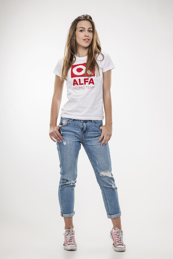 Anja M. - Hostese, promoterke, modeli Alfa Promo Team