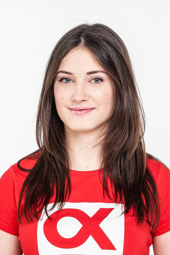 Kristina V. - Hostese, promoterke, modeli Alfa Promo Team