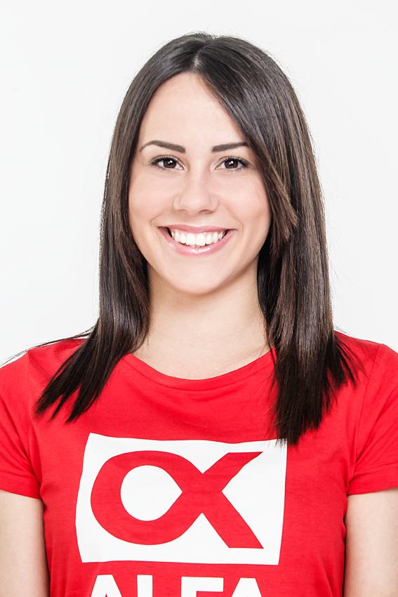 Mirjana Ž - Hostese, promoterke, modeli Alfa Promo Team