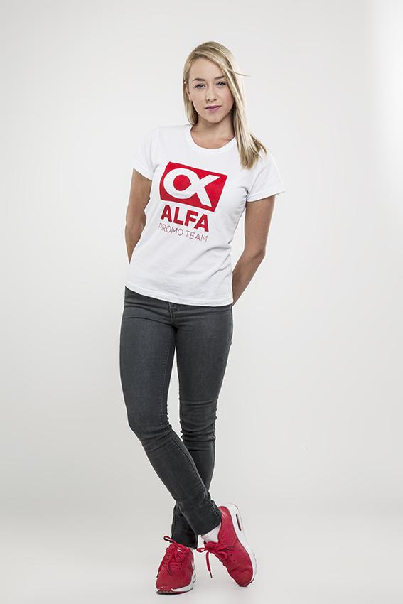 Milca M. - Hostese, promoterke, modeli Alfa Promo Team
