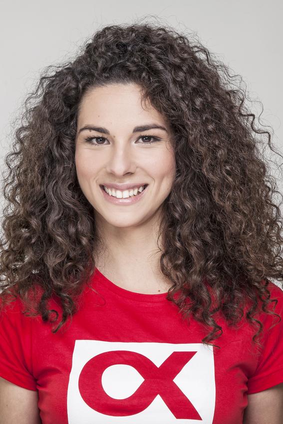 Milica P. - Hostese, promoterke, modeli Alfa Promo Team