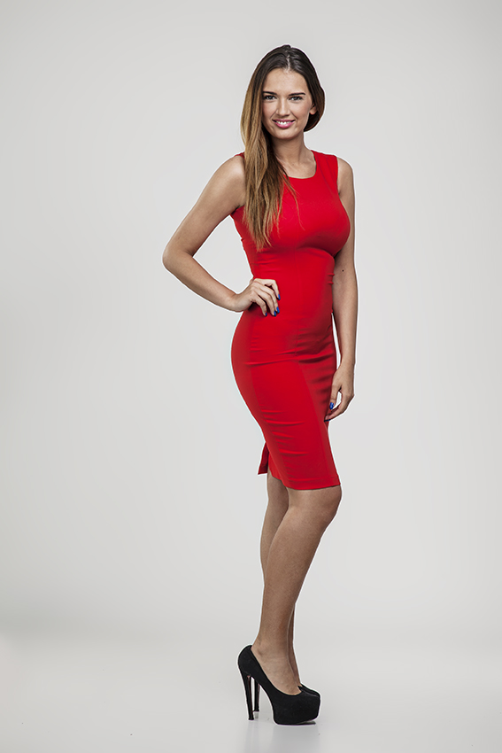Tijana M. - Hostese, promoterke, modeli Alfa Promo Team