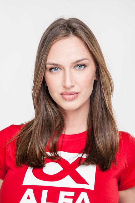 Tijana T. - Hostese, promoterke, modeli Alfa Promo Team