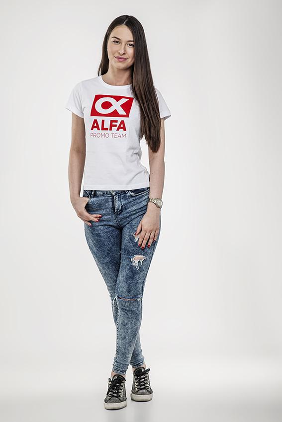 Katarina J. - Hostese, promoterke, modeli Alfa Promo Team